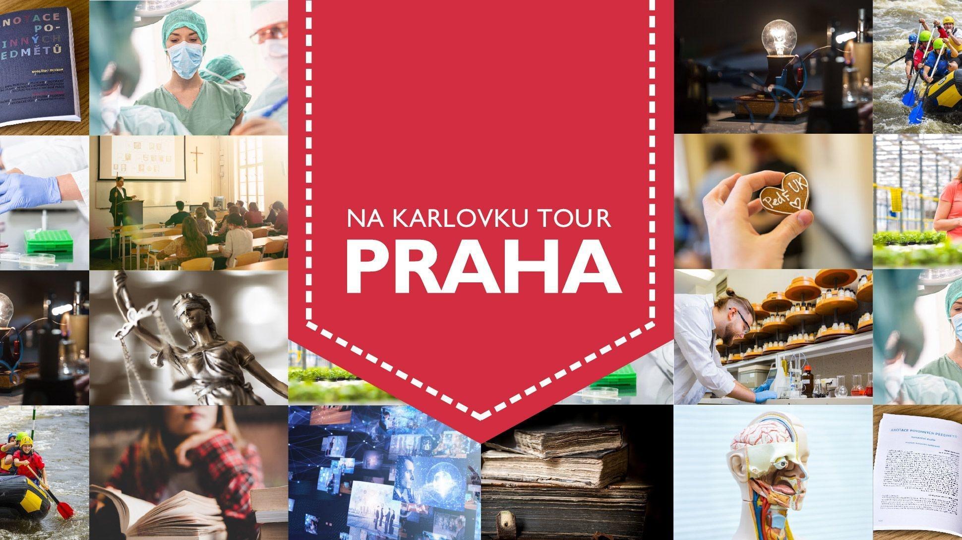 Na Karlovku Tour – Praha